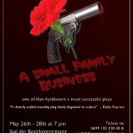 "Poster ""A Small Family Business"""